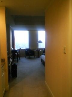マリオットホテル 部屋画像1
